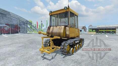 DT-75ML für Farming Simulator 2013