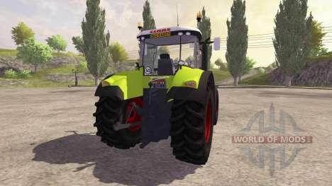CLAAS Arion 640 für Farming Simulator 2013
