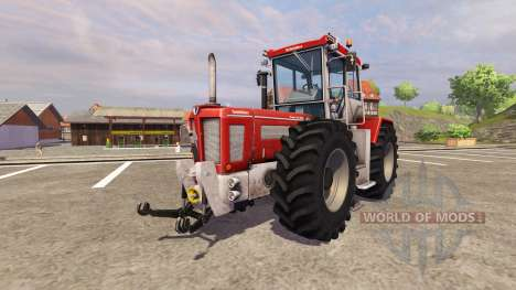 Schluter Super-Trac 2500 VL [ploughspec] pour Farming Simulator 2013