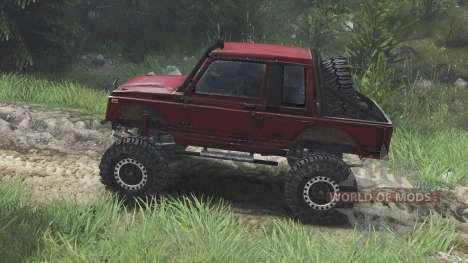 Suzuki Samurai [08.11.15] pour Spin Tires