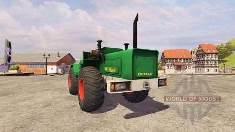Deutz-Fahr D 16006 v2.1 pour Farming Simulator 2013