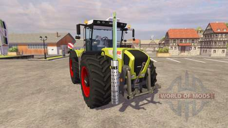 CLAAS Xerion 3800 SaddleTrac pour Farming Simulator 2013