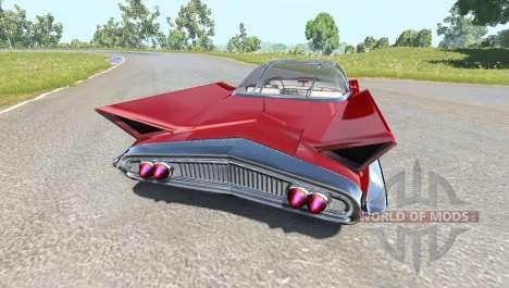 Jefferson Futura für BeamNG Drive