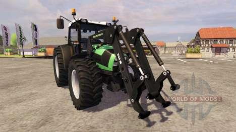 Deutz-Fahr Agrofarm 430 [pack] für Farming Simulator 2013