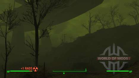 True Storms - Wasteland Edition pour Fallout 4