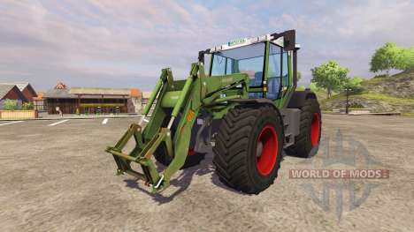 Fendt Xylon 524 v4.0 für Farming Simulator 2013