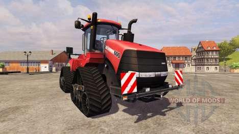 Case IH Quadtrac 600 pour Farming Simulator 2013