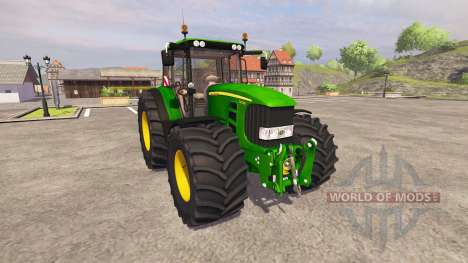 John Deere 7430 Premium v1.0 für Farming Simulator 2013