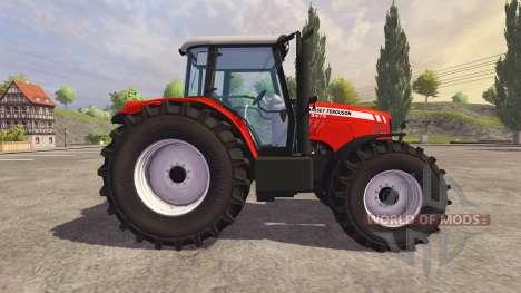 Massey Ferguson 5475 v1.8 für Farming Simulator 2013
