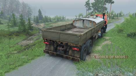 Tatra 815 S3 [08.11.15] pour Spin Tires