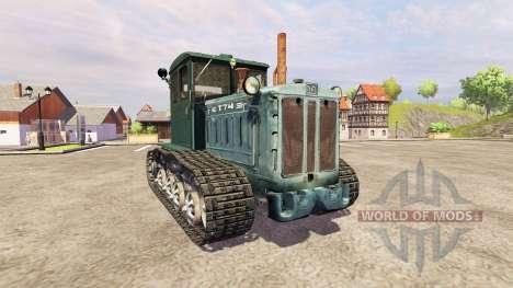 T-74 pour Farming Simulator 2013