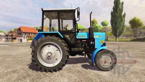 MTZ-82.1 v2.2 für Farming Simulator 2013
