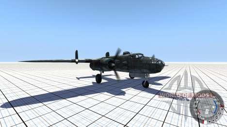 B-25 Mitchell v.1.01 für BeamNG Drive
