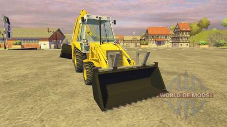 JCB 3CX v2.1 für Farming Simulator 2013
