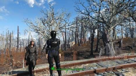 N7 Combat Armor für Fallout 4
