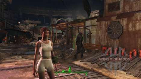 Calientes Beautiful Bodies Enhancer - NN Slim für Fallout 4