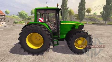 John Deere 7430 Premium v1.0 pour Farming Simulator 2013