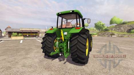 John Deere 7810 v2.0 pour Farming Simulator 2013