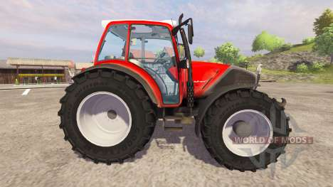 Lindner Geotrac 134 für Farming Simulator 2013