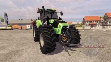 Deutz-Fahr Agrotron 7250 v2.1 pour Farming Simulator 2013