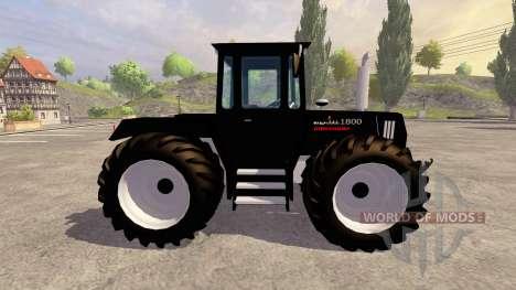 Mercedes-Benz Trac 1800 Intercooler für Farming Simulator 2013