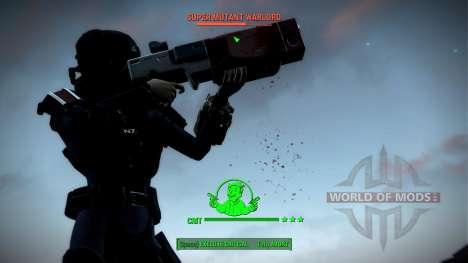 N7 Combat Armor pour Fallout 4