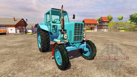 MTZ-80 [vieux] pour Farming Simulator 2013