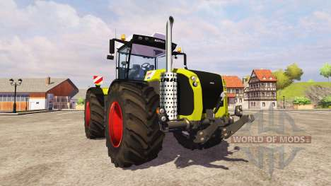 CLAAS Xerion 5000 v2.0 pour Farming Simulator 2013