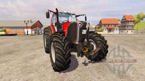 Lindner PowerTrac 234 pour Farming Simulator 2013