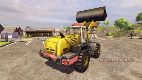 Lizard 520 für Farming Simulator 2013