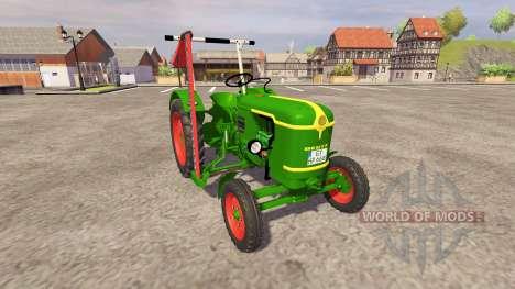 Deutz-Fahr D25 v2.0 für Farming Simulator 2013