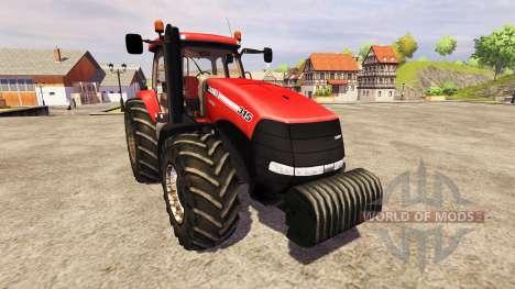 Case IH Magnum CVX 315 v1.2 für Farming Simulator 2013