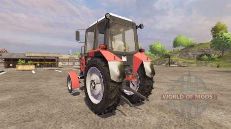 MTZ 820.1 Biélorusse pour Farming Simulator 2013
