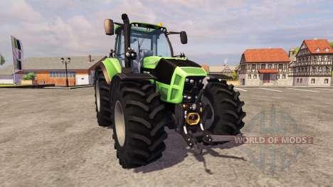 Deutz-Fahr Agrotron 7250 [PloughingSpec] v2.0 pour Farming Simulator 2013