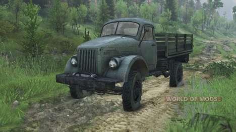 GAZ-63 [08.11.15] pour Spin Tires