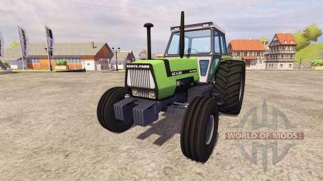 Deutz-Fahr AX 4.120 [sincron] pour Farming Simulator 2013