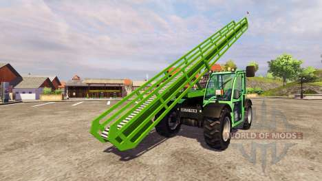 Deutz-Fahr Agrovector 35.7 für Farming Simulator 2013