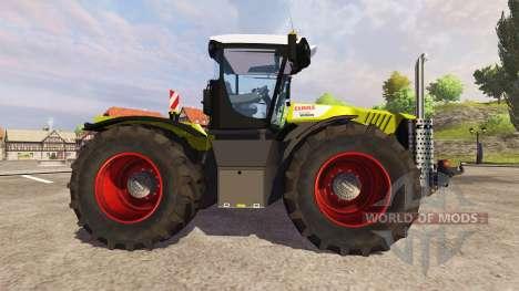 CLAAS Xerion 5000 v2.0 für Farming Simulator 2013