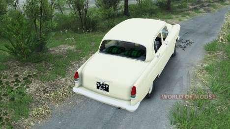 GAZ-21 [08.11.15] für Spin Tires