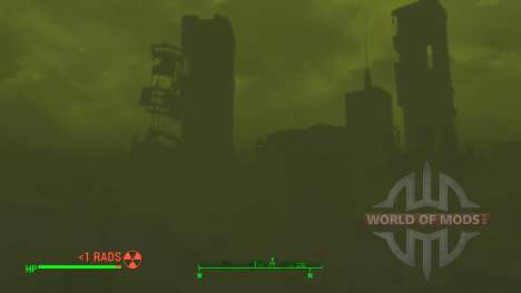 True Storms - Wasteland Edition für Fallout 4
