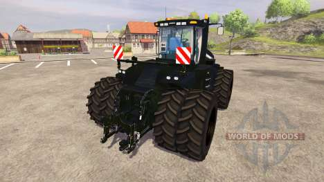 Case IH Steiger 600 [black] pour Farming Simulator 2013