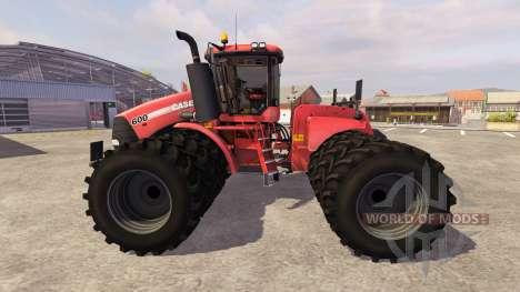 Case IH Steiger 600 v1.1 pour Farming Simulator 2013
