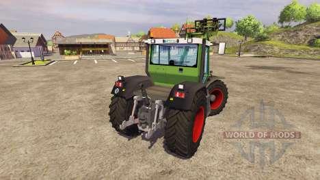 Fendt Xylon 524 v3.0 pour Farming Simulator 2013