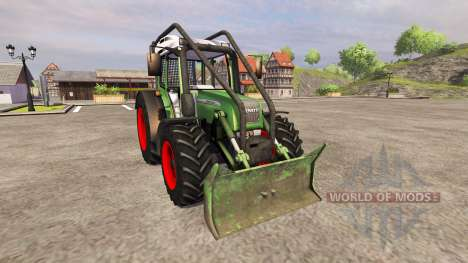 Fendt 209 [forest] pour Farming Simulator 2013