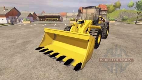Caterpillar 966H v3.0 pour Farming Simulator 2013