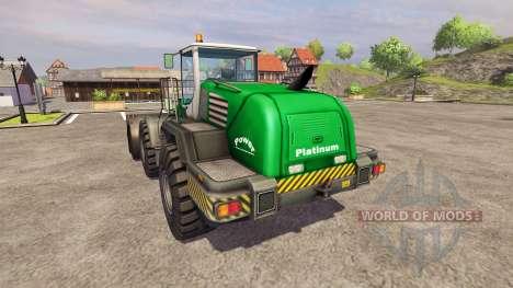 Lizard 520 Power [platinum] pour Farming Simulator 2013