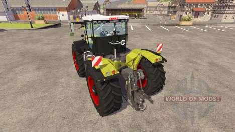 CLAAS Xerion 3800 SaddleTrac v1.1 pour Farming Simulator 2013