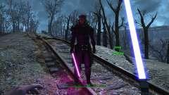 Les sabres laser de Star Wars