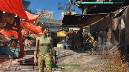 Multi-cam Vault Suit Re-texture pour Fallout 4