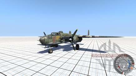 B-25 Mitchell v.1.01 pour BeamNG Drive